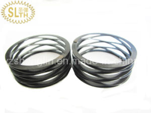 Music Wire Black Oxide Wave Spring with High Quality pictures & photos
