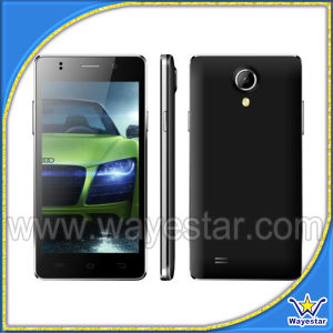 Wholesale Price 4.5inch Cell Phone Two Cameras Dual Core 3G Smartphone