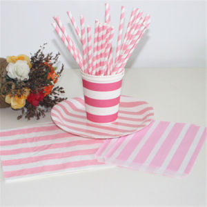 Party Favor Event & Party Item Paper Drinking Straws pictures & photos