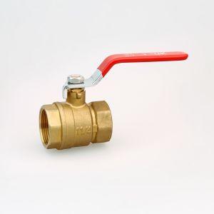 Brass Ball Valve (Hx-1000) pictures & photos
