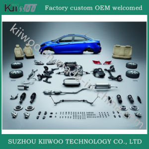 China Factory Manufacture Silicone Rubber Molded Auto Parts pictures & photos