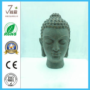 Polyresin Craft Antique Buddha Head Statue for Decoration pictures & photos