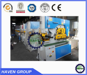 Q35Y Series Hydraulic Ironworker for Angle Iron Shear (Q35Y-20) pictures & photos