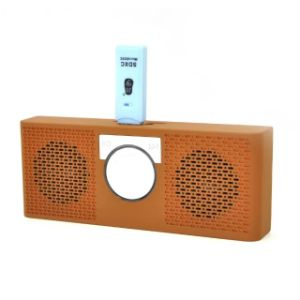 New Arrival USB TF Card Reader FM Bluetooh Speaker (BS-M8) pictures & photos