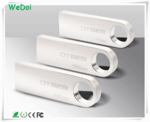 Waterproof Mini Metal USB Flash Drive with OEM Logo (WY-MI19) pictures & photos