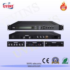 Digital DVB-S/S2 Encoder Modulator (1/2*CVBS /1*SDI /1*HDMI/1*(HDMI+YPbPr+CVBS 3-in-1) pictures & photos