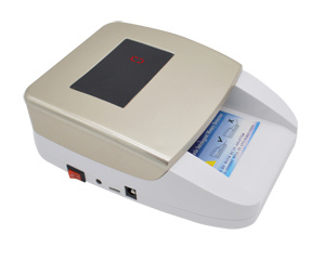 Fully Automatic Counterfeit Detector