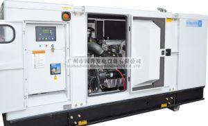Guangzhou 1000kVA/800kw Soundproof Generator with ATS Perkins Engine Diesel Genset pictures & photos