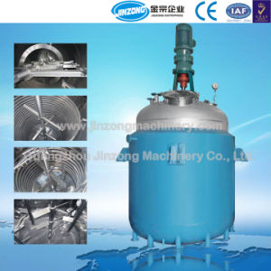 Jinzong Machinery Stainless Steel Reactor/Reaction Vessel/Reaction Kettle/Temperature Control Reactor/Mixing Reactor pictures & photos