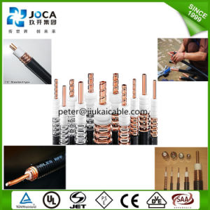 Best Quality CCA/Cu 1/2′′ RF Coaxial Cable pictures & photos
