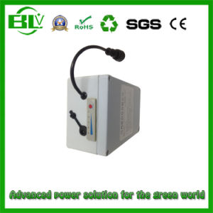 Lithium-Ion Battery Pack 12V 50ah 30ah Solar Emergency Power Systems pictures & photos