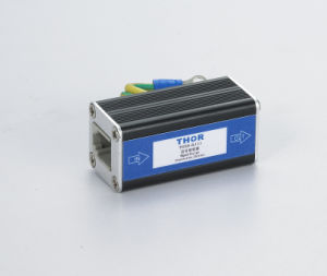 Telephone/Net Signal Surge Arrester Surge Protector for CE pictures & photos