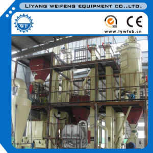 Auto Dosing and Packing Poultry Feed Production Line pictures & photos