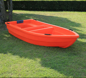 Popular Sale Light Weight 3.1m Small Fishing Boat PE Plastic Boats pictures & photos