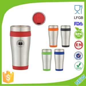400ml Metal Coffee Cup, Stainless Steel Tumbler pictures & photos