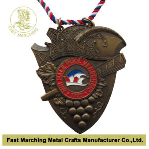 Top Quality Medaillen Factory, Hot Sale Award Souvenir Medal