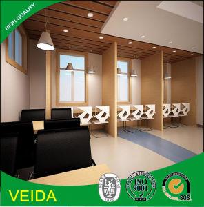 Silencing Material PVC Vinyl Flooring in Office
