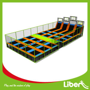 Liben Customized Canada Indoor Trampoline pictures & photos