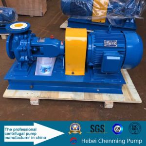 End Suction Diesel Engine Fire Fighting Pump