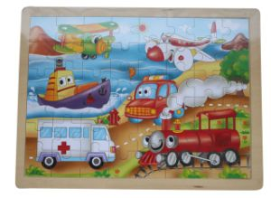 Educational Wooden Puzzle Wooden Toys pictures & photos