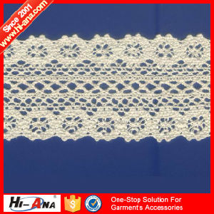 Over 9000 Designs Promotion and Elegant Crochet Lace Trim pictures & photos
