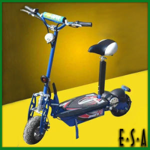 New Arrival Foldable Electric Push Scooter with Seat, Hot Sale Foldable Smart Cheap Mini Electric Scooter G17b105 pictures & photos