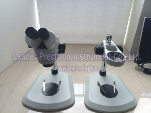 Trinocular Manual Routine Stereo Microscope (XTL-3021) pictures & photos