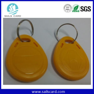 Programmable Waterproof Passive Cheap Price 13.56MHz RFID Key Tag pictures & photos