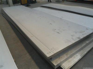 High Quality Hot Rolled Stainless Steel Plate Grade 321 / Grade 409L / Grade 439 in ASTM / JIS / DIN pictures & photos