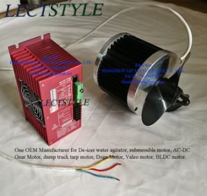 120V 3/4HP 1HP De-Icer Ceelectric Submersible Motor on Lake& Pond Bubbler Water Agitator pictures & photos