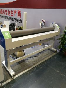 DMS-1680c Pneumatic and Manual Laminator for Advertisement pictures & photos