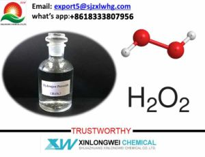 ISO&SGS Cerfidied Food Grade Hydrogen Peroxide pictures & photos