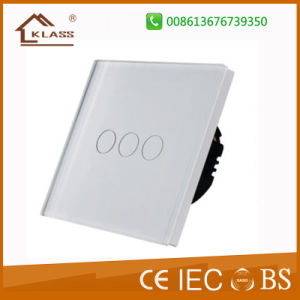 Hotel Doorbell Touch Panel Switch pictures & photos