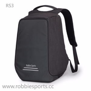 China Suppliers High-End Business Backpack Bag Men′s Computer Bag Backpack External USB Backpack pictures & photos