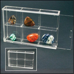 New Multilayer Lucite Pocket Showcase Watch Holder Acrylic Display Stand pictures & photos