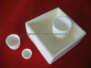 Industrial Al2O3 Alumina Ceramic Crucible pictures & photos
