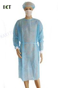 Sterile Disposable SMS Non Woven Surgical Gown Supplier Kxt-Sg08 pictures & photos