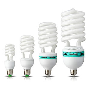 Half Spiral CFL Energy Saving Lamp with Ce RoHS Certified pictures & photos
