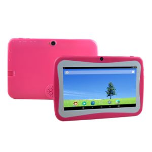 7 Inch Kids Tablet PC with Big Battery Android OS Multicolor Kids Gaming pictures & photos