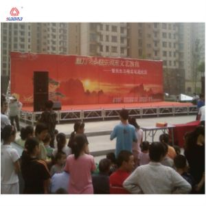 Mobile Event Stage Portable Stages pictures & photos