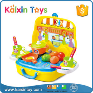 Educational Toys Creative Play Toy Kitchen Sets for Kids pictures & photos