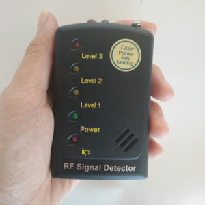 Laser-Assisted Direction Indication Superior Sensitivity Anti-Wiretap Anti- Candid RF Signal Detector Bug Sweeper Spy Camera Detector Wholesales Cheap pictures & photos