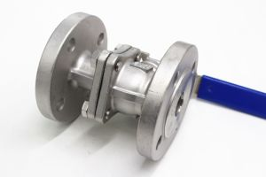 SS304 Flange Ball Valves pictures & photos