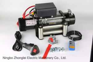 Fast Speed SUV Electric Winch (12000lbs) pictures & photos