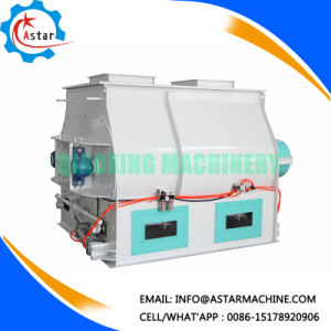 High Speed Horizontal Type Animal Feed Mixing Machines pictures & photos
