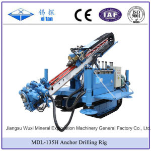 Xitan Mdl-135D Foundation Anchor Drilling Rig Rock Blast Hole pictures & photos