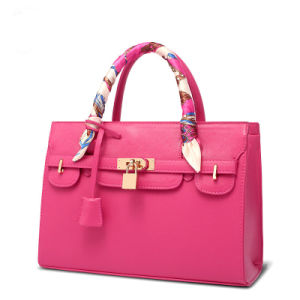 Women′s Fashion Tote Bag Vanity Bag, Multicolors pictures & photos