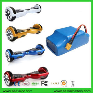 Factory Price 36V 4.4ah 10s2p Lithium Hoverboard Battery pictures & photos