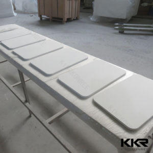 Solid Surface/ Quartz Stone Bathroom Vanity Top pictures & photos