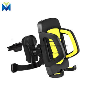 Universal Smartphones Car Air Vent Mount Holder for iPhone 5s 6s 7 Plus and Samsung Galaxy S5 S6 S7 Edge S8 Plus pictures & photos